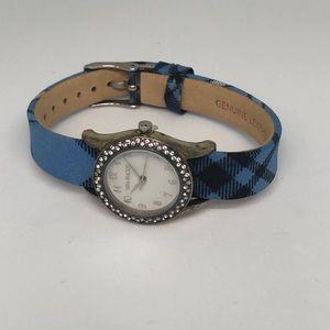 Vera Bradley Watch Genuine Leather